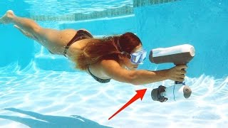 TOP 5 Amazing Inventions You've Never Seen Before # 1