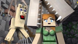 Skeleton Home - Minecraft Animation