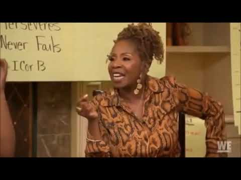Iyanla vs. Tamar and the Braxton Family Part 2 Synopsis