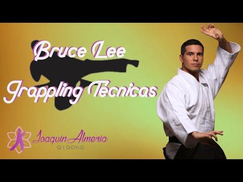 BRUCE LEE GRAPPLING TÉCNICAS DE JKD ORIGINAL - Aprende las mejores técnicas originales de Bruce Lee.