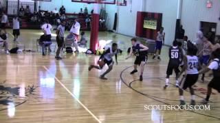 Team10 #360 Tyler Vernon, 6'6 220lbs, 2013 Union High School VA