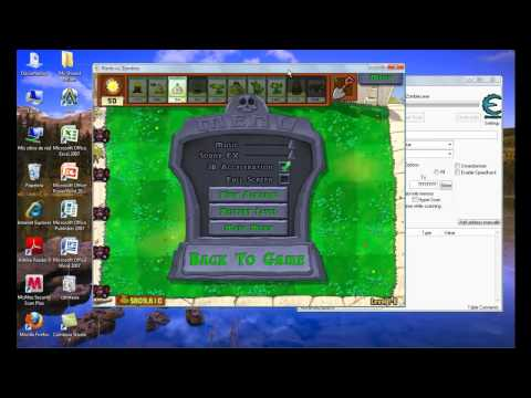 Plantas vs Zombies Hack de Dinero ilimitado