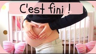 Bilan grossesse - C'est fini - 39 SG
