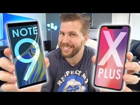 Xxx Mp4 Galaxy Note 9 Vs IPhone X Plus 2018 Which Phone Will Be Better 3gp Sex