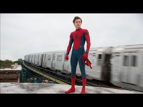 SPIDER-MAN: HOMECOMING - Trailer - Ab 13.7.2017 im Kino!