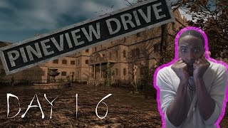 Pineview Drive Gameplay Walkthrough DAY 16 O...M...G!!!!!  ( HORROR GAME )