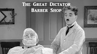 The Great Dictator - Barbershop | HD