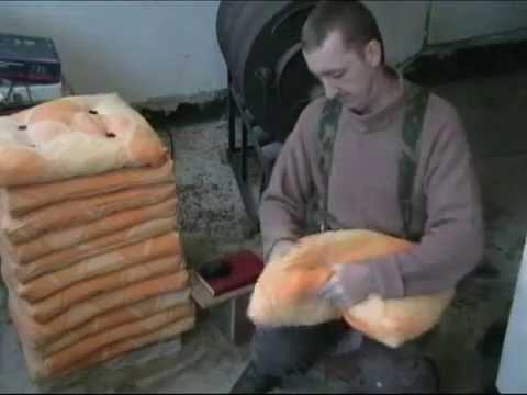 Подушки для пчел видео