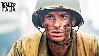 La battaglia di Hacksaw Ridge | Andrew Garfield nel Primo Trailer Italiano [HD]