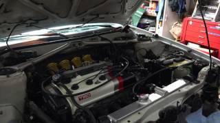 Engine Firing Up