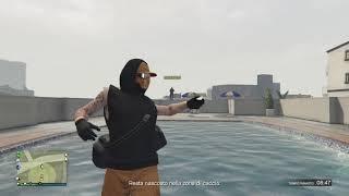 Grand Theft Auto V Me Ale and Niko cazzeggio time