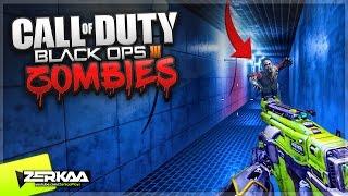 NEVER ENDING BLOODFEST! (Black Ops 3 Custom Zombies)