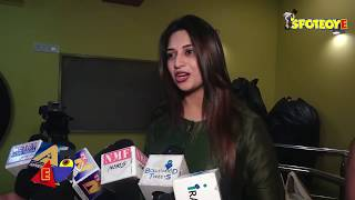 Divyanka Tripathi Dahiya at Launch Of Tango With Tannaz New Chat Show   SpotboyE