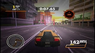 Need for Speed: Hot Pursuit Wii Gameplay HD (Dolphin Emulator)