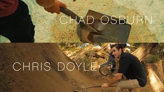 Chris Doyle and Chad Osburn - KINK BMX 2014