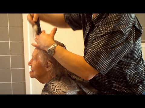 Granny's 97 haircut and perm  2010 **Special Edition** by Theo Knoop