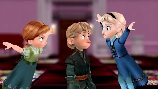 MMD Frozen -