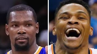 Kevin Durant Says Its ACTUALLY HARDER TO Win With a STACKED TEAM! Is HE RIGHT?!