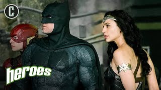 What Can We Expect From Justice League? - Heroes