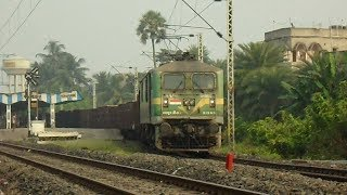 Skull Face WAG9-H Hulk Brings In A Freight Train Through PDPK
