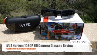 iVUE Horizon 1080P HD Camera Glasses Review