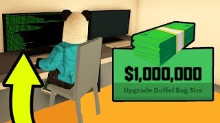 (New) HOW TO MAKE INSANE MONEY IN JAILBREAK!! | Roblox