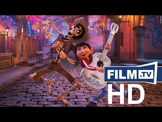 COCO Trailer German Deutsch (2017) HD