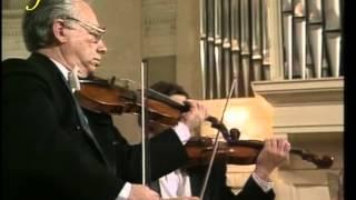 Tchaikovsky - 1812 Overture - Leningrad Phil. Yuri Termikanov - Itzhak Perlman