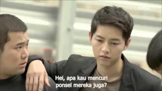Descendants of the Sun - Bahasa Indonesia Subs (Episode 1-Part 3)