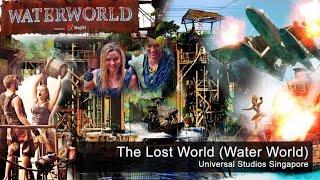 The+Lost+World+%7C+Water+World+%7C+Universal+Studios+Singapore+Full+Show