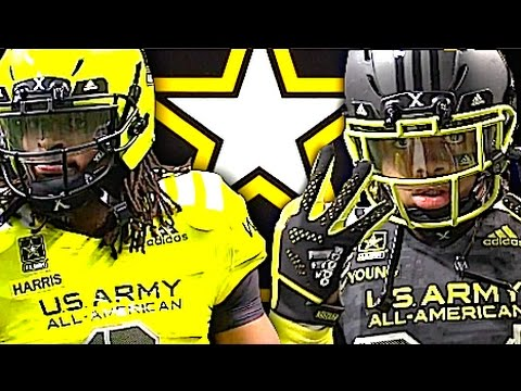 watch US Army All-American Bowl 2017 || Official Highlight Mix