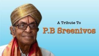 TOP 10 Songs of P.B. Sreenivas - Vol 1 | Tamil | Audio Jukebox