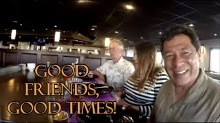 Boss & Janet Lil' Rascal RV Overnighter (Part 3)..Kickin in Up a Notch at Hinata Steakhouse