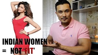 ARE INDIAN WOMEN 'FIT' ? [HINDI]