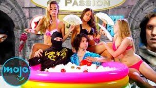 Top 10 Ninja Sex Party Music Videos
