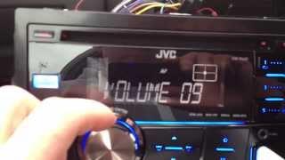 JVC KW R400
