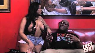 Lena Chase Talks Sex; Guys She is Into; Funny 50 Cent Story