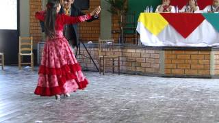 2ºLugar Dança de Salão Adulto - Milonga - CTG Estância Colorada 10ºRT