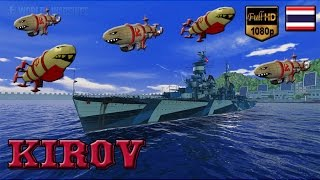[BHG]World of Warships: Kirov  Reporting!!!!