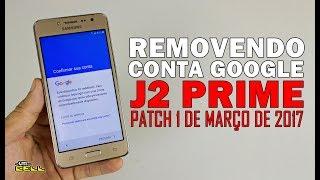 Removendo a Conta Google do Samsung Galaxy J2 Prime (SM-G532G) #UTICell