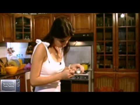 Nancy Ajram dan Kek Tarifi Nancy Ajram Makes Cake