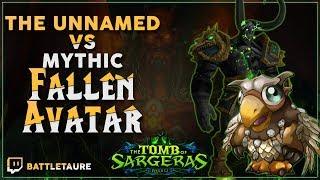 Fallen Avatar Mythic Kill The Unnamed Moonkin PoV