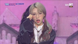 (Old ver.) WJSN, Save Me, Save You [THE SHOW 181016]