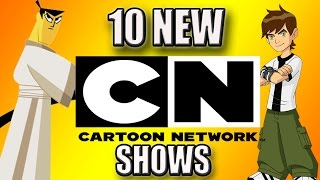 10 New Cartoon Network Shows/Pilots To Watch in 2016-2017