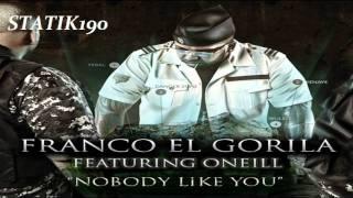 Nobody Like You (English Version) - Franco