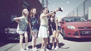 Girlz - LEGO Friends - Music video