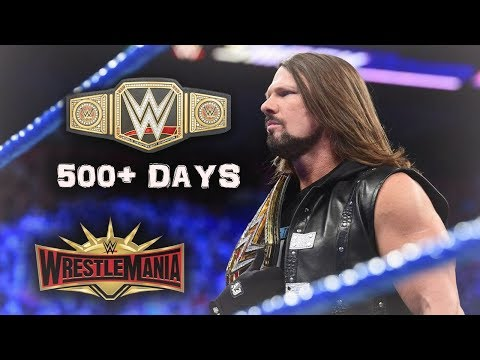 Xxx Mp4 REAL REASON WHY AJ STYLES WWE TITLE REIGN IS NOT ENDING ANYTIME SOON WWE SD LIVE 3gp Sex