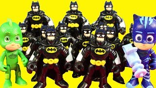 Imaginext Batman And PJ Masks Replicate To Take On The Joker Learn Counting Fun With Just4fun290