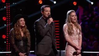 The Voice 2016 Battle   Alisan Porter vs  Lacy Mandigo   California Dreamin