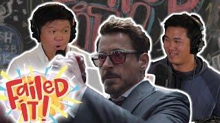 Re-Dubbing Captain America: Civil War - FAILED IT!
